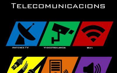 Bienvenidos a Electel Reus Telecomunicaciones