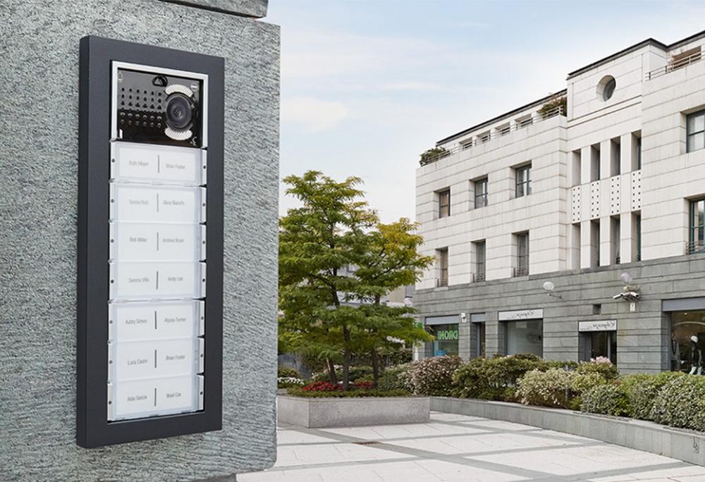 porteros automaticos para edificios