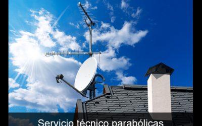 Servicio tecnico parabolicas
