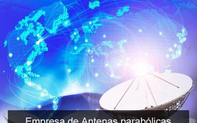 Empresa de Antenas parabólicas